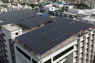 Clean energy access in India